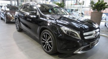 GLA 200 CDI 4MATIC